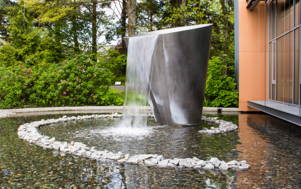 public works fountain